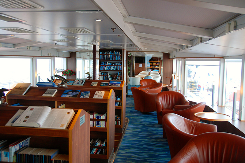 Library of the Explorer