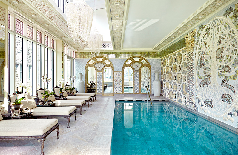 Luxury Travel News: Ashford Castle Spa