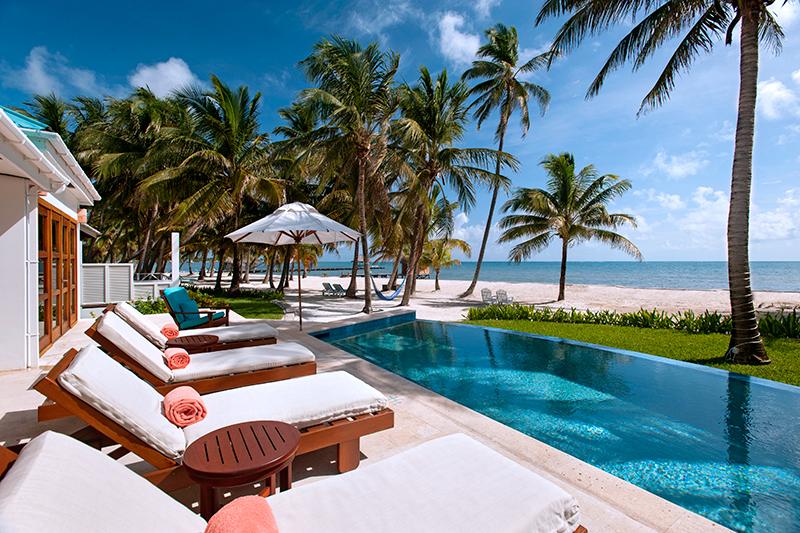 Beachfront Villa at Victoria House