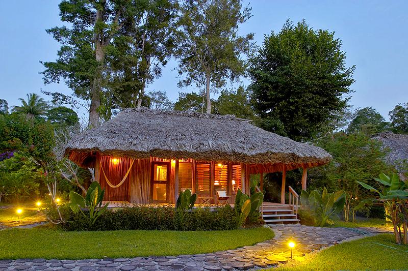 Cabana at Chan Chich Lodge