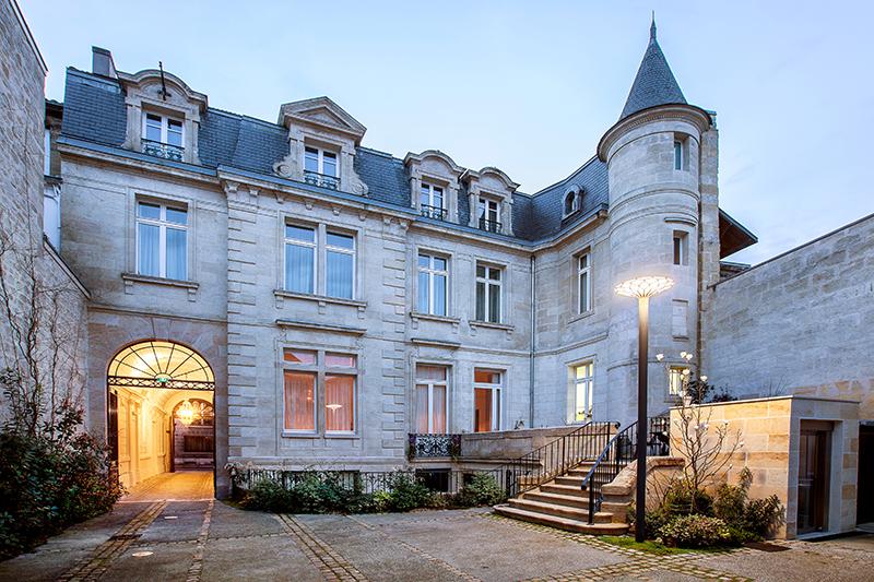 hotels in bordeaux france. Black Bedroom Furniture Sets. Home Design Ideas