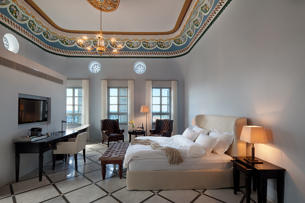 Presidential Suite at The Efendi Hotel
