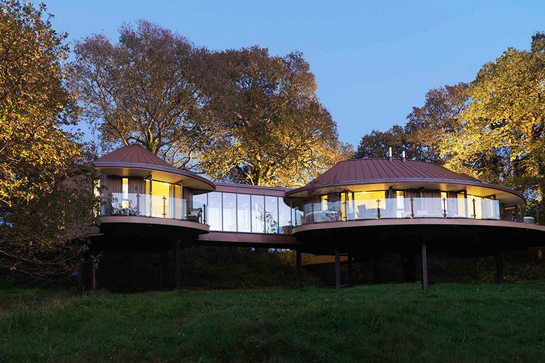 The Treehouse Suites at Chewton Glen