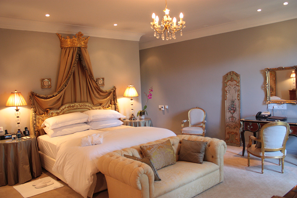 Chateau Suite at Fairlawns Boutique Hotel & Spa