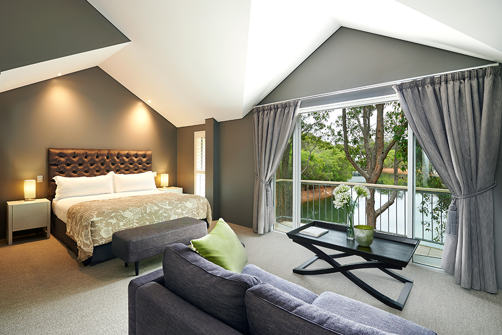 Lake View Suite at Cape Lodge