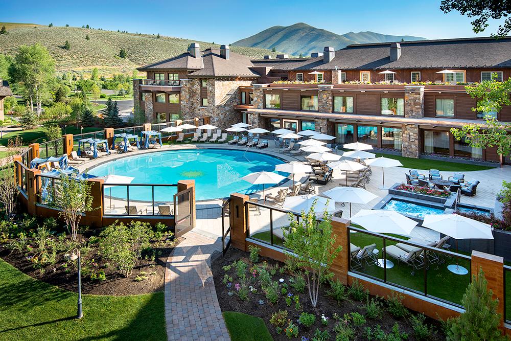 Boise Luxury Hotels