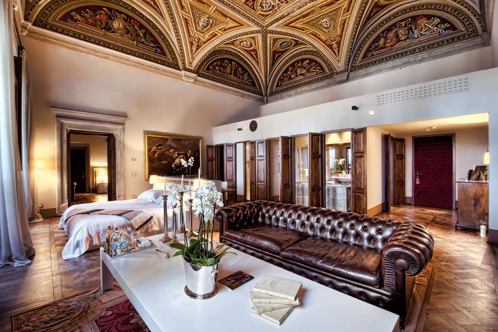 Affresco Suite at Il Salviatino