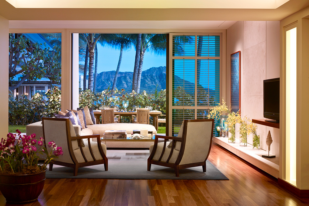 Premier Suite at Halekulani