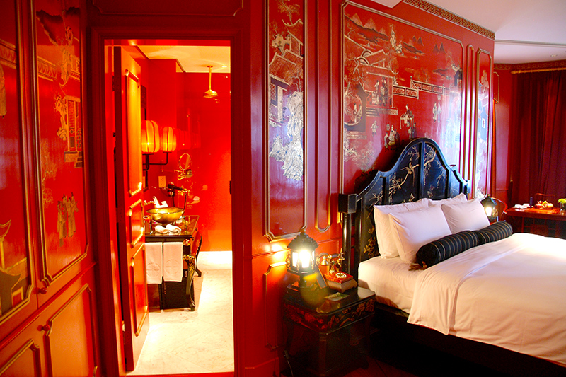 "Our ""Shek O"" suite at Hullett House"