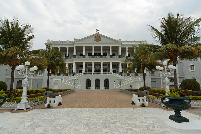 2013 Grand Awards: Taj Falaknuma Palace, India