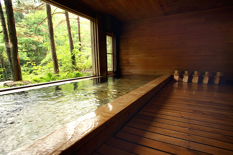 Spa at Wanosato - Photo by The Ryokan Collection
