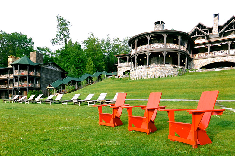Spring Wine Series at Lake Placid Lodge