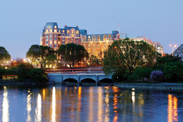 Luxury Hotels: Inaugural in Washington, D.C.