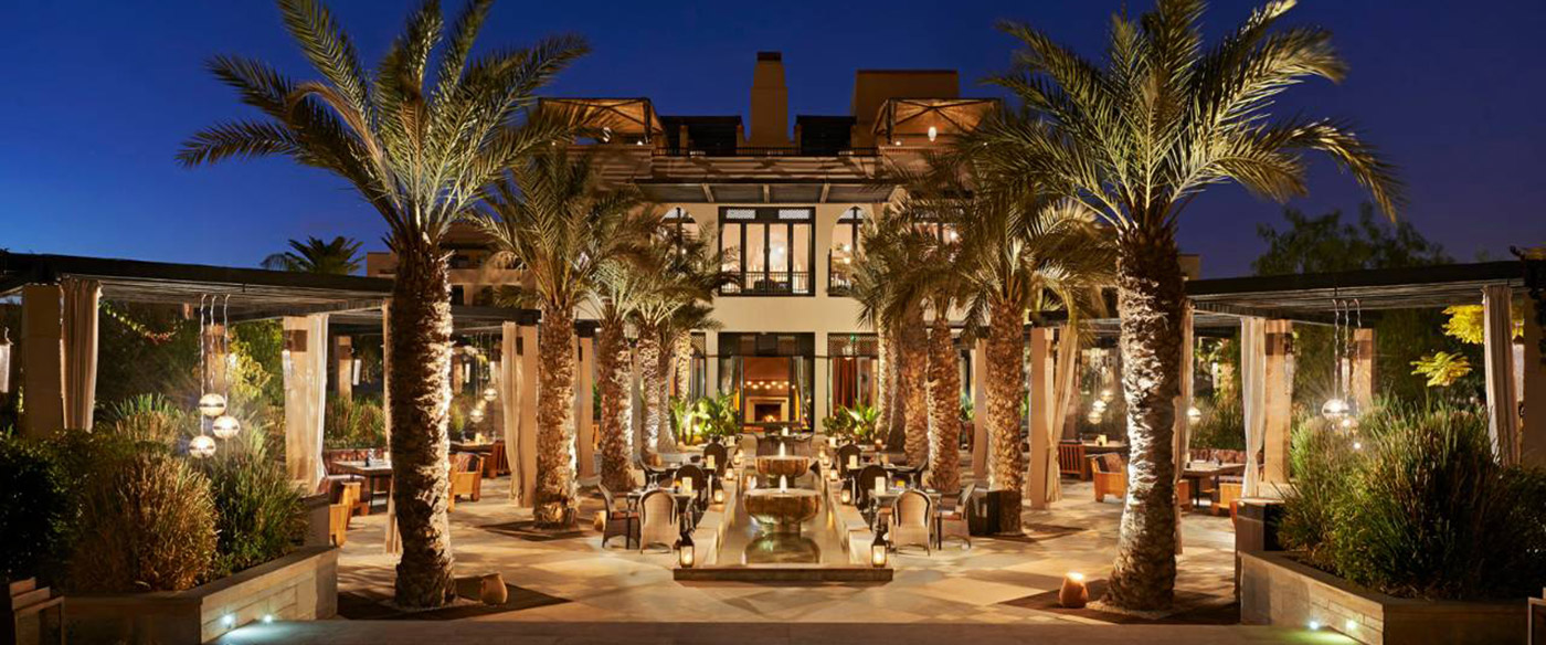 New four seasons marrakech accepting reservations for Luxury hotel reservations