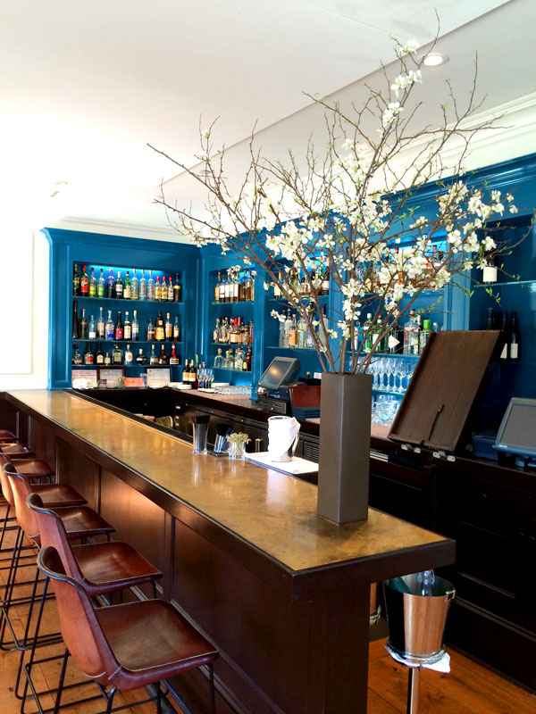 The Bar At Topping Rose House