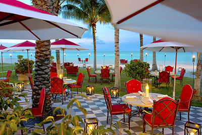 sunny isles beach florida lavish 98 room mediterranean style resort within a 51 story tower on four and a half acres fronted by 400 feet of white sand