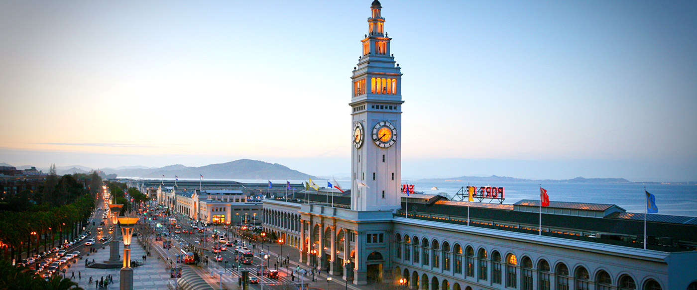 Best Lunch San Francisco Ferry Building
