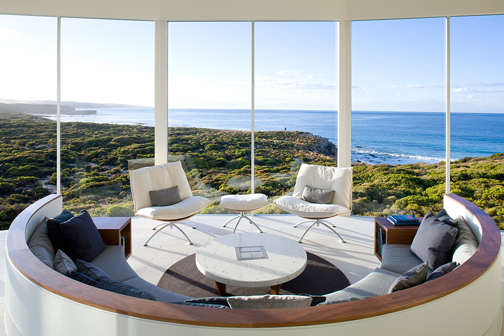 Osprey Pavilion at Southern Ocean Lodge