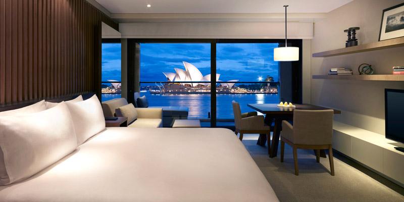 Opera Room at Park Hyatt Sydney