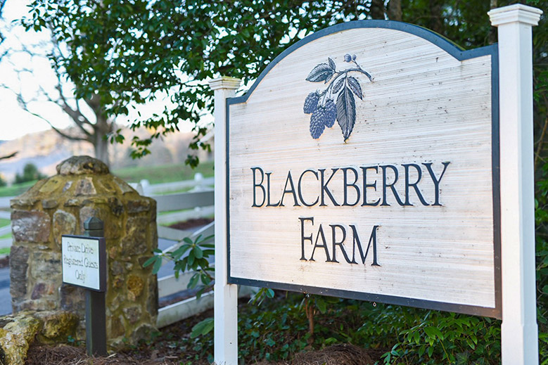 Just Back From | Blackberry Farm in Walland, Tennessee