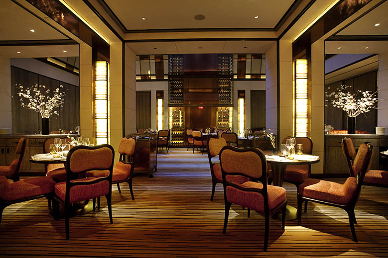 In Good Taste: The Mark Restaurant by Jean-Georges