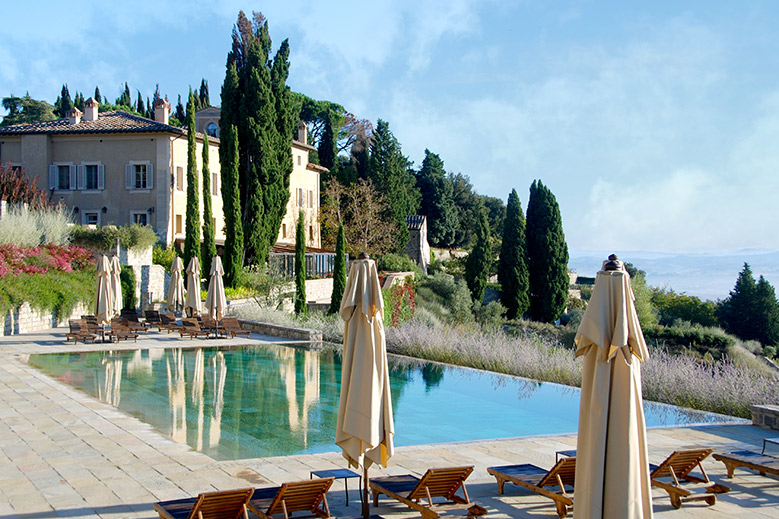 Two Hotel Recommendations in Tuscany