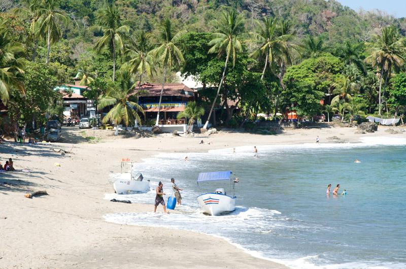 Montezuma Beach Landing
