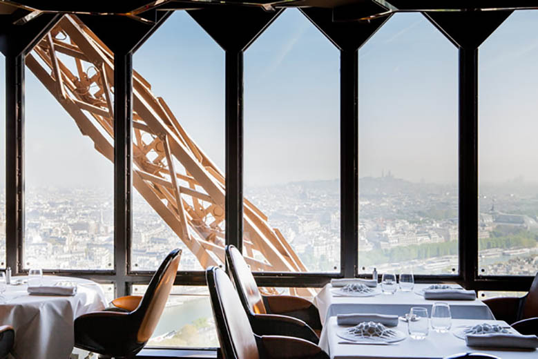 The 8 Most Romantic Restaurants in Paris