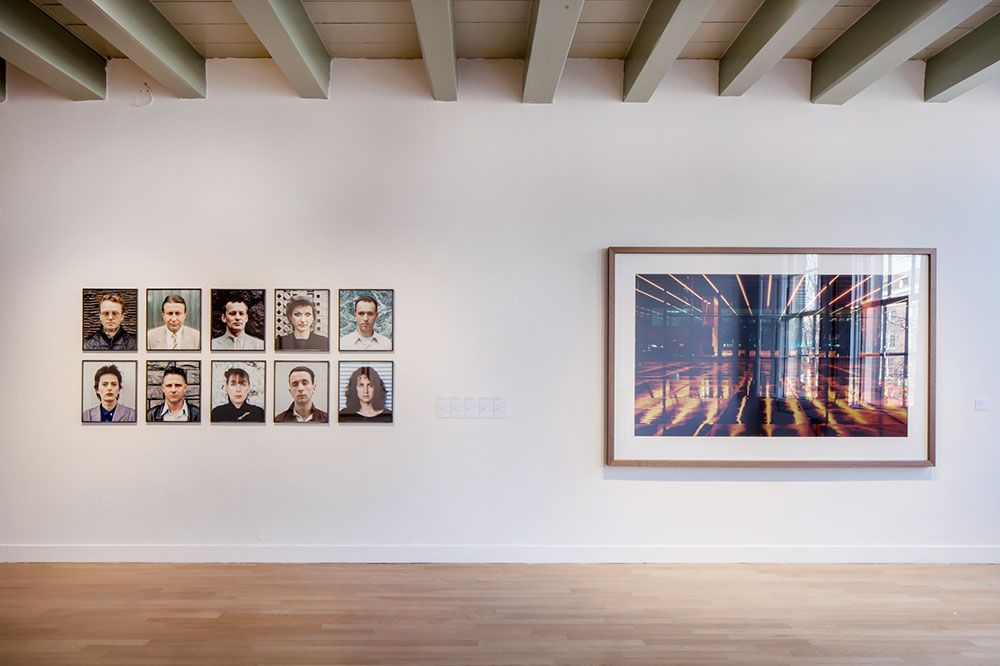 Featured photographs in an exhibit at the Huis Marseille, Museum for Photography