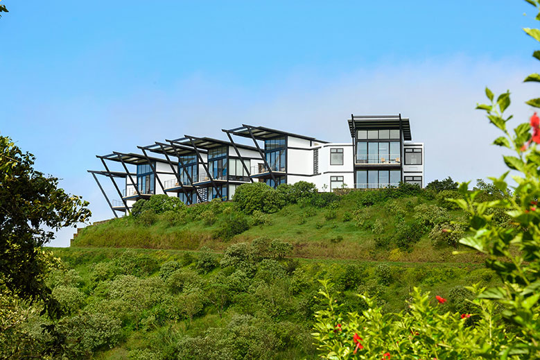 Dramatic New Ecuador Eco-lodges