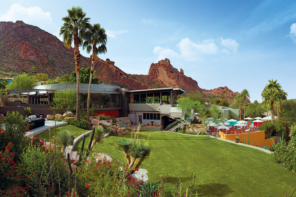 Sanctuary Camelback Mountain Resort and Spa