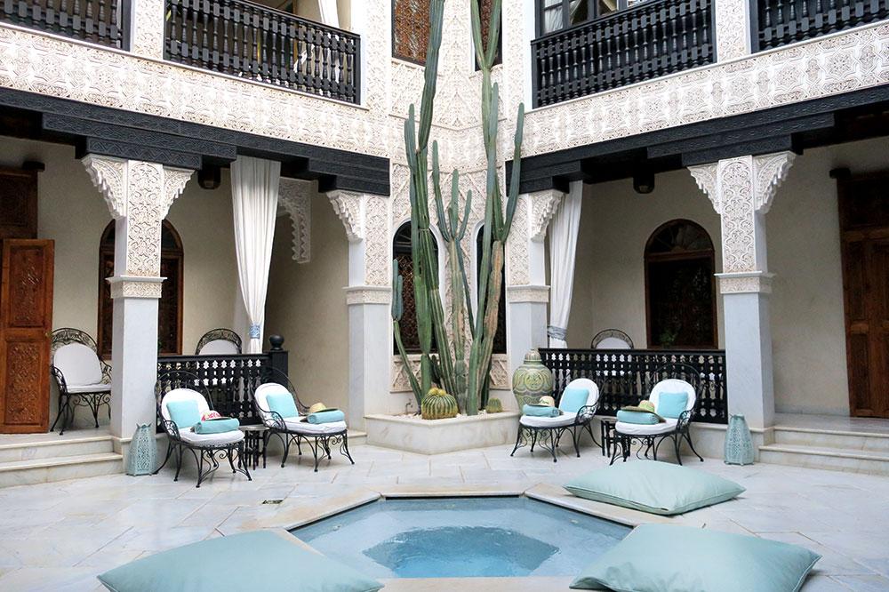 Riad Bahia at La Sultana Marrakech