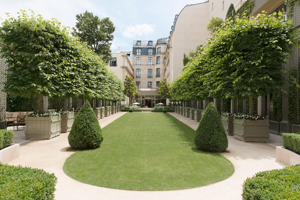 Grand Jardin at the Ritz Paris