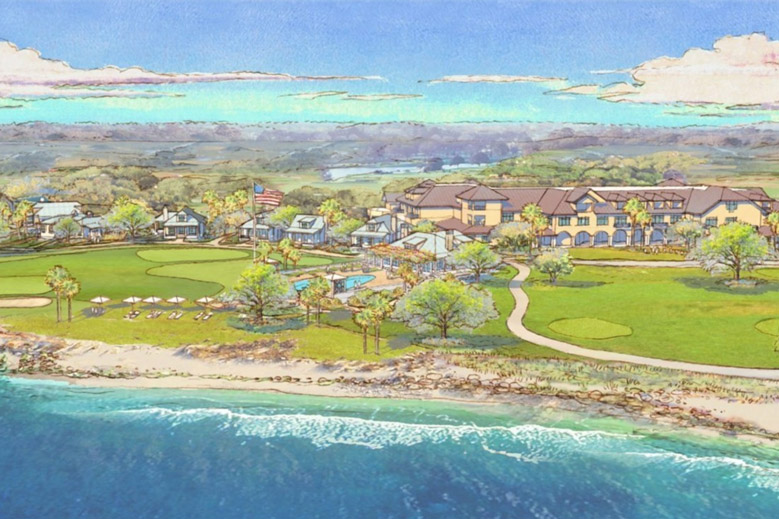 The Lodge at Sea Island Gets an Upgrade