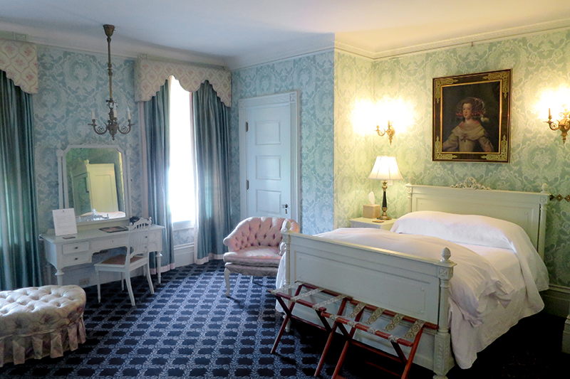 Our Louis XVI Room at The Inn at Shelburne Farms