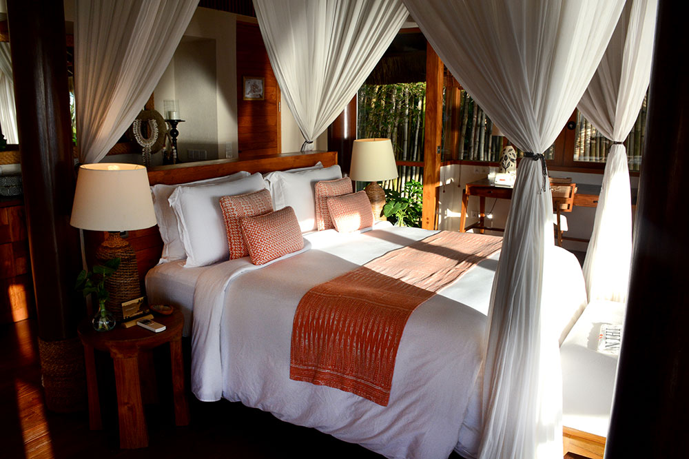 Our Mandaka room at Nihi Sumba