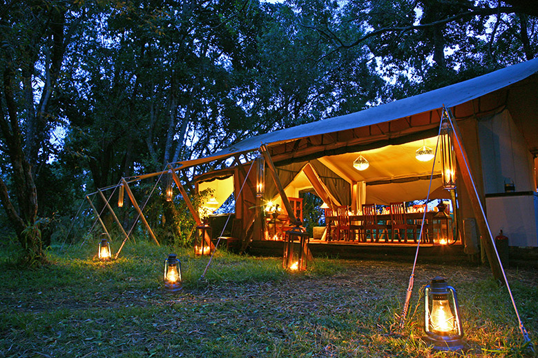 Maasai Mara: Exceptional New Tented Camps