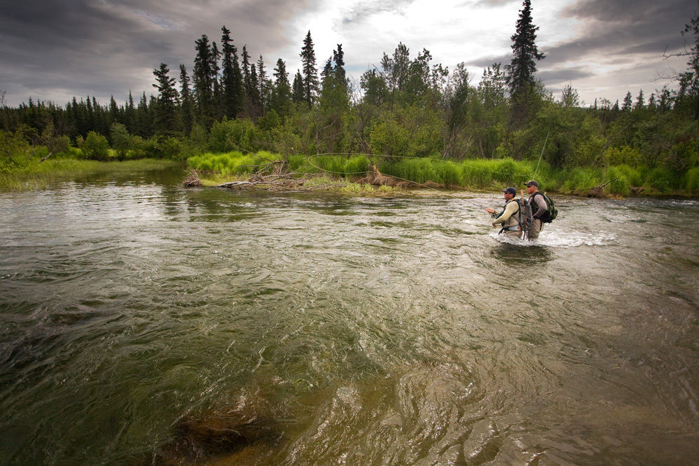 Top FlyFishing Lodges Andrew Harper - 5 best fly in fishing lodges in canada