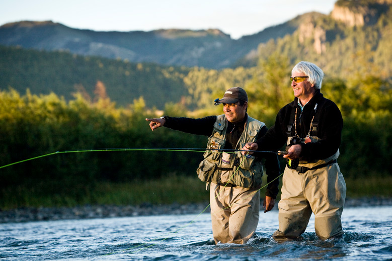 Andrew Harper's Top 10 Fly-Fishing Lodges and Resorts