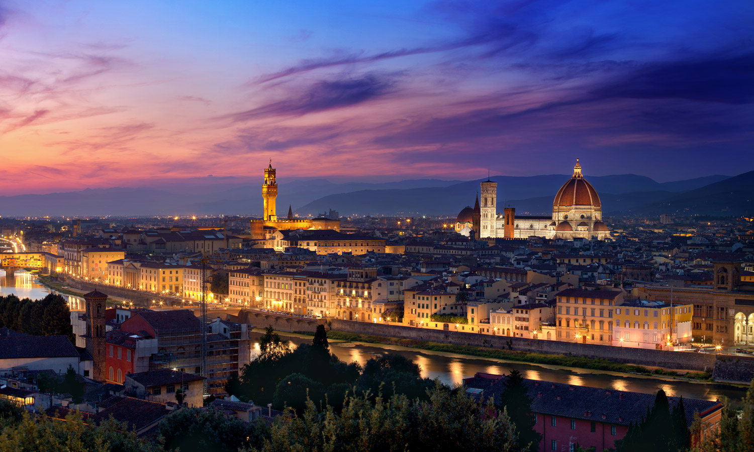 City Of Florence: Travel Guide To Florence & Tuscany, Italy