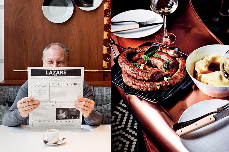 chef eric frechon to open new restaurant in gare saint lazare. Black Bedroom Furniture Sets. Home Design Ideas