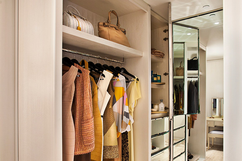 The Neiman Marcus Closet at The St. Regis Bal Harbour Resort