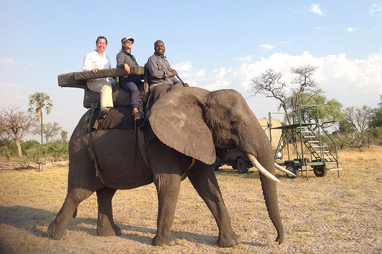 Just Back From | Zambia and Botswana