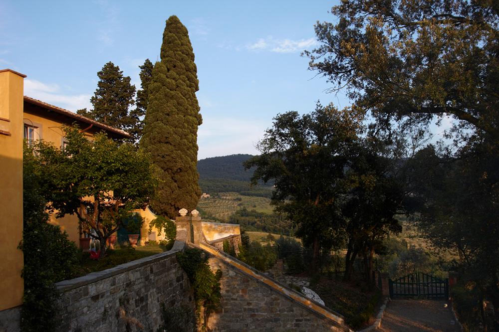 Villa di Campolungo Agriturismo in Fiesole, Italy