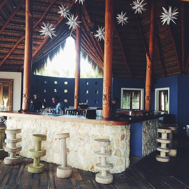 Azura Benguerra Island Bar