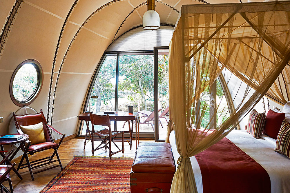 Tented Accommodations 7 Luxury Stays For Nature Lovers