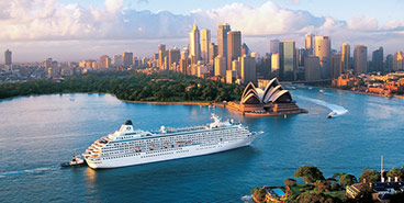luxury cruise ideas