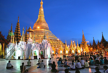 Myanmar | Land of the Golden Pagoda