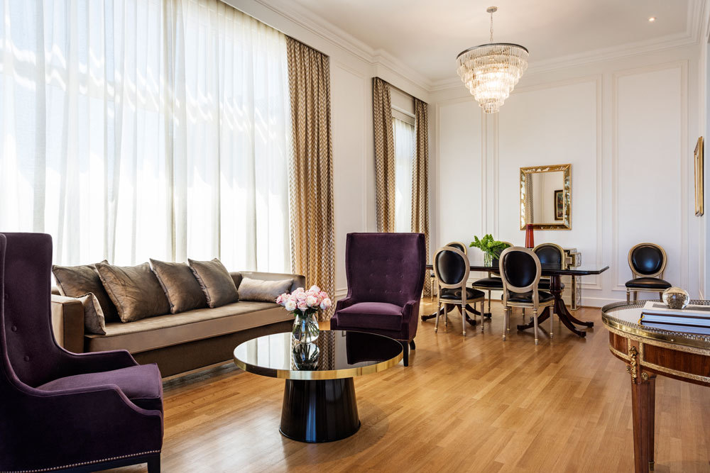Alvear Palace Hotel Luxury Hotel In Buenos Aires Argentina