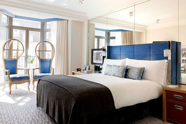 Deluxe Room at The Athenaeum Hotel & Residences in London, England